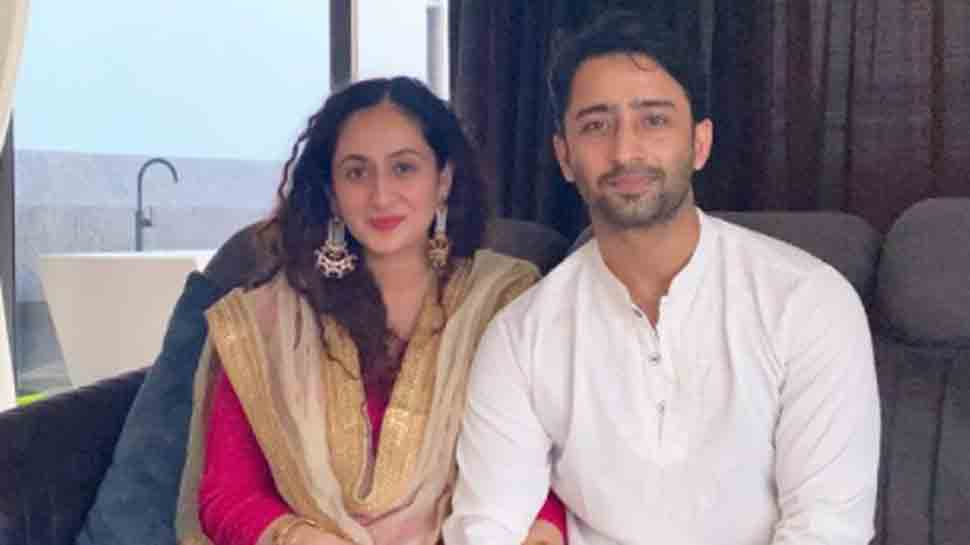 Shaheer Sheikh, Ruchikaa Kapoor announce name of their baby daughter