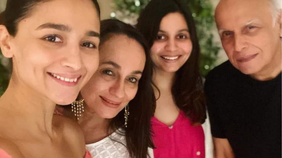 After Alia Bhatt, Soni Razdan and Shaheen Bhatt share heartfelt posts for Mahesh Bhatt