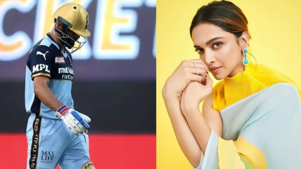 Deepika Padukone's old tweet resurfaces after Virat Kohli's RCB get bowled out for 92