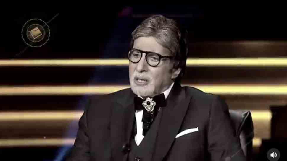 Kaun Banega Crorepati 13: Amitabh Bachchan flirts with contestant, asks producers to stop the show for 'tea date'