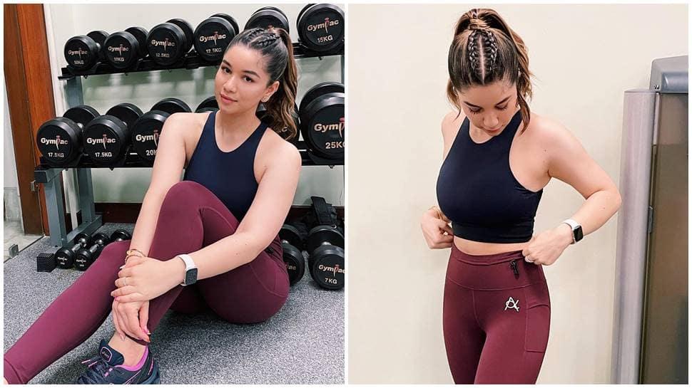 Sara Tendulkar drops new gym avatar, draws reaction from B-town celebs - see pics