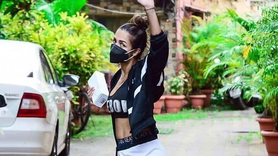 Trending video: Malaika Arora trolled for her 'weird walk' to yoga studio, netizens ask 'ye kaunsa chalne ka style hai'? Watch thumbnail