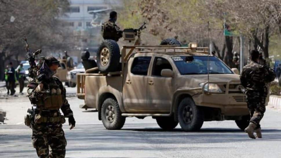 Gunmen open fire on Taliban vehicle, 5 including 3 civilians killed thumbnail