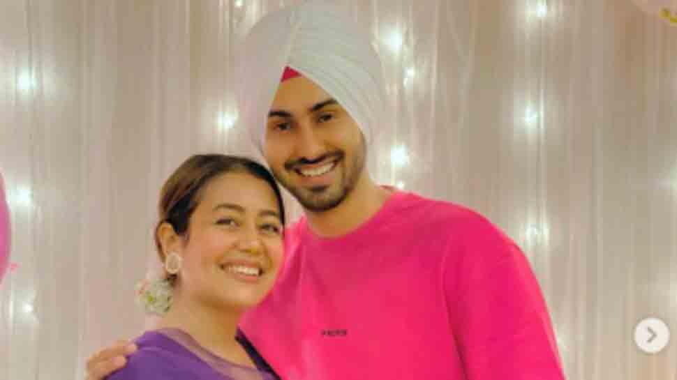 Neha Kakkar breaks silence on pregnancy rumours with husband Rohanpreet Singh