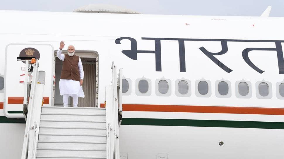 PM Modi`s Air India One flight to Washington will not stopover at Frankfurt, here`s why thumbnail