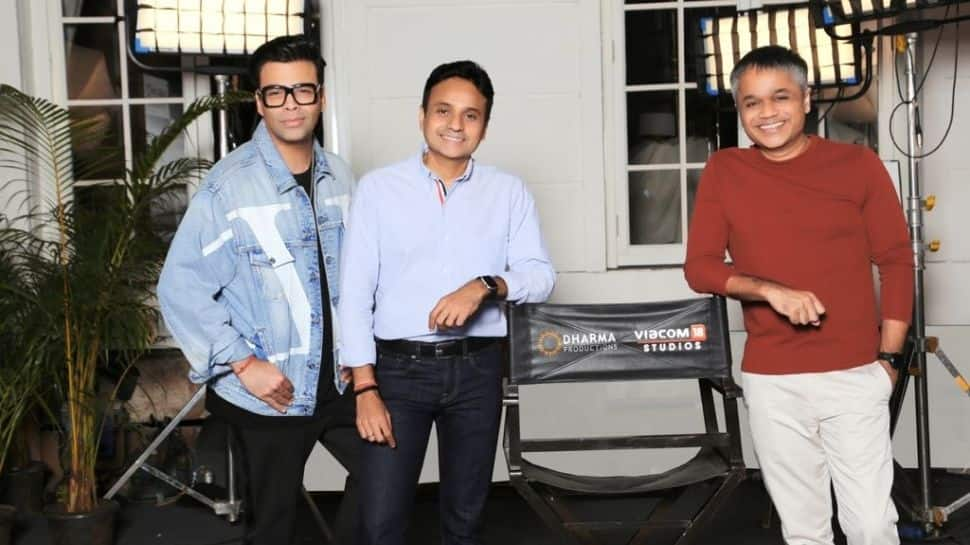 Karan Johar, Viacom 18 join hands to back four films thumbnail