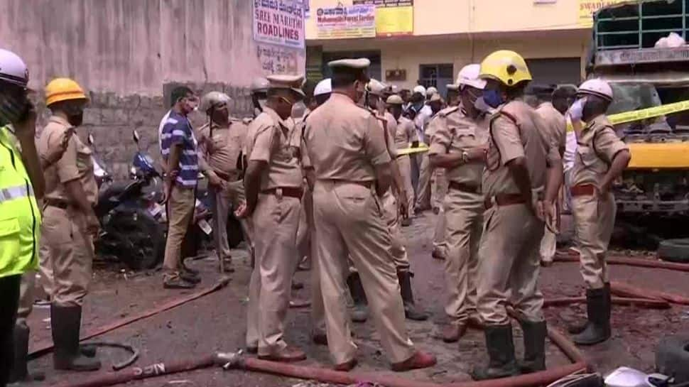 Three killed in powerful Bengaluru blast, police investigations are on thumbnail
