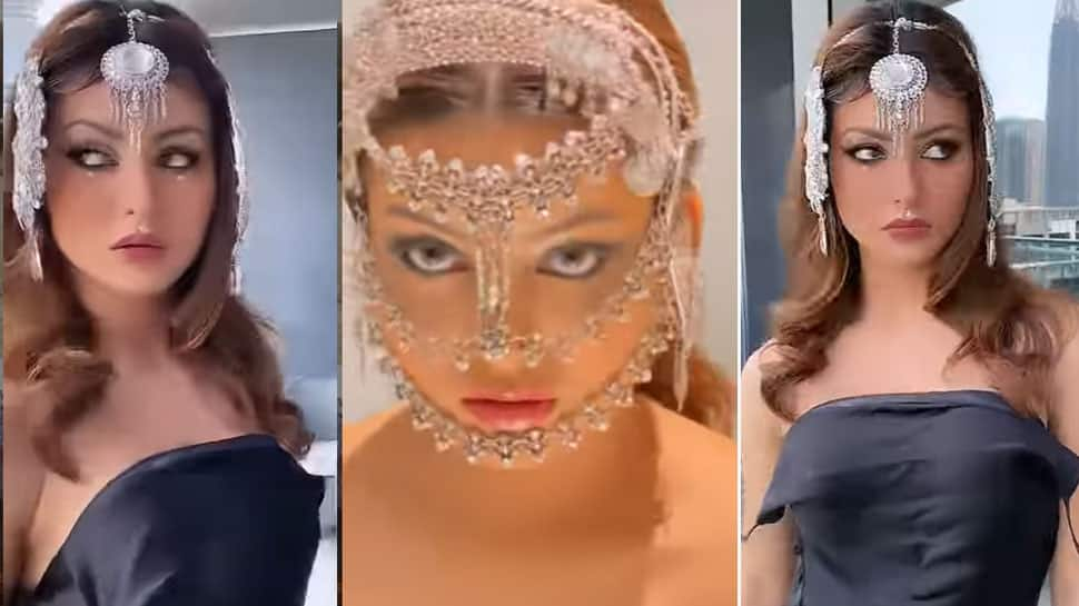 Urvashi Rautela's designer dresses cost more than your luxury Europe trips, it's a whopping Rs 1 crore! Watch thumbnail
