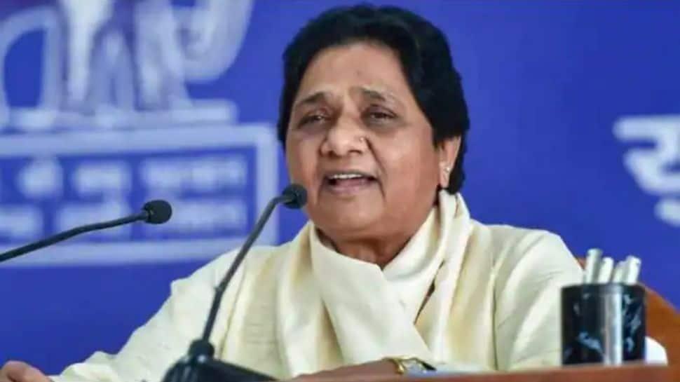 BJP returning to communal politics ahead of Uttar Pradesh Assembly polls next year, says Mayawati thumbnail