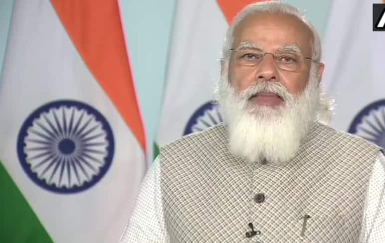 PM Narendra Modi pays tributes to legendary Hindi poet Ramdhari Singh Dinkar thumbnail
