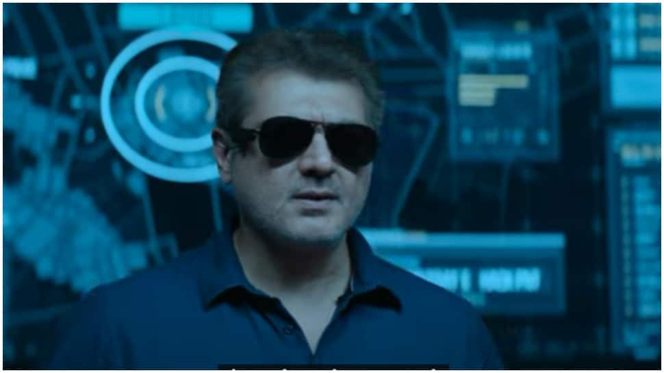 Valimai teaser: There's no stopping Thala Ajith, the superstar thumbnail