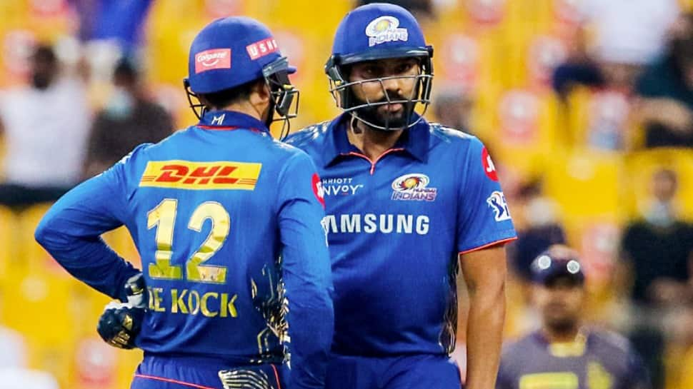 IPL 2021: Have to get back and fight, get some wins, says MI captain Rohit Sharma after loss against KKR thumbnail