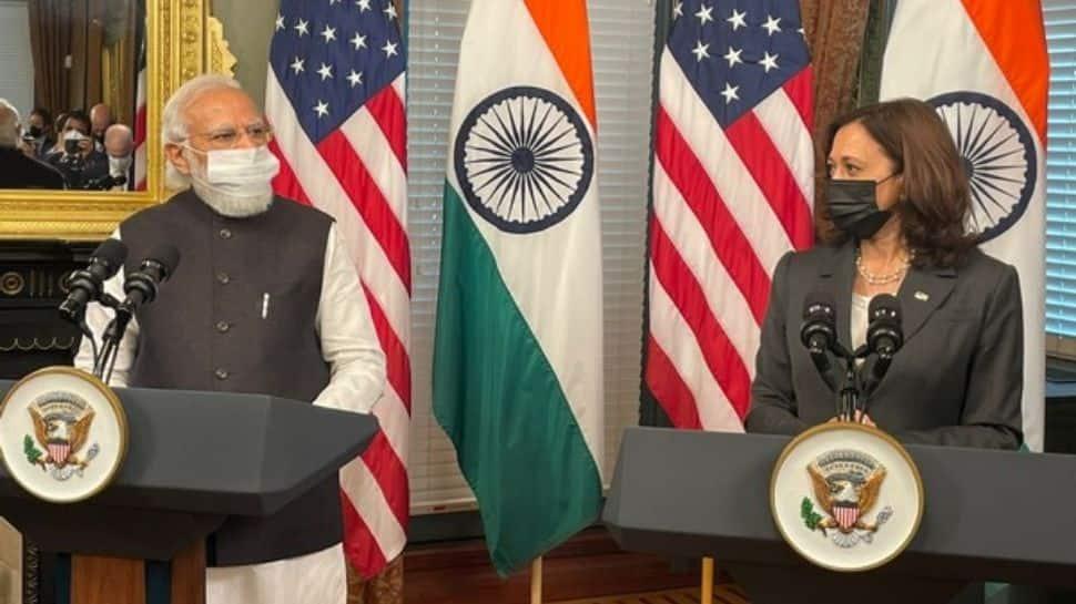 India, US natural partners with similar values, geopolitical interests: PM Modi tells VP Kamala Harris thumbnail