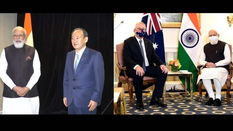 China issue came up during PM Modi`s discussions with counterparts from Australia, Japan: MEA thumbnail