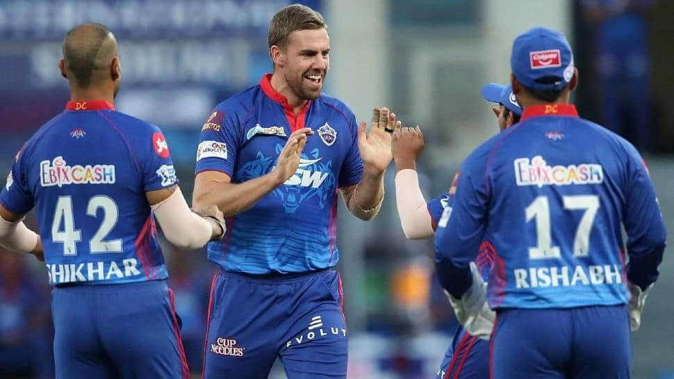 IPL 2021: Delhi Capitals speedster Anrich Nortje has more on his mind than just speed thumbnail