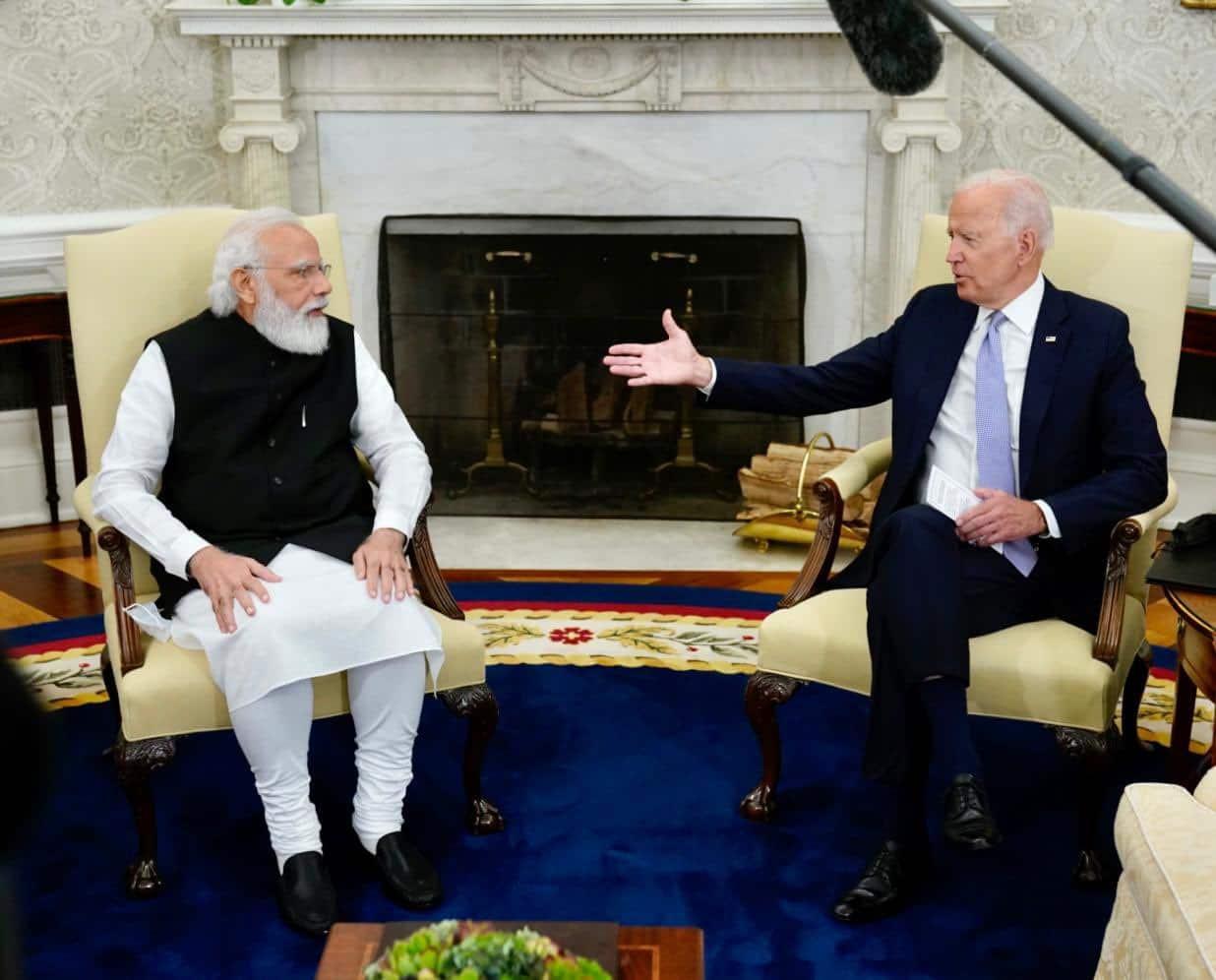 A new chapter in India-US ties: Joe Biden