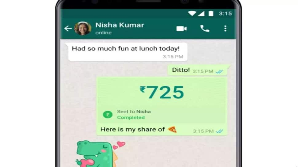WhatsApp to offer cashback coupons on UPI payments thumbnail