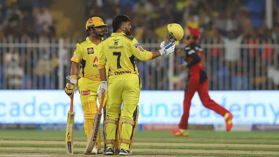 IPL 2021: MS Dhoni's CSK humble Virat Kohli's RCB with all-round show, claim top spot thumbnail