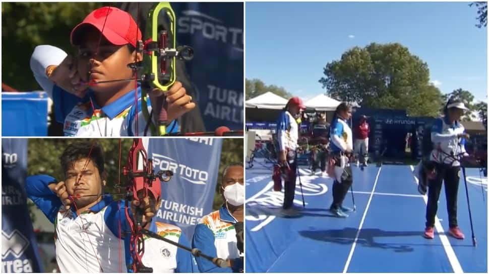 Archery World Championships: India win two silver medals thumbnail