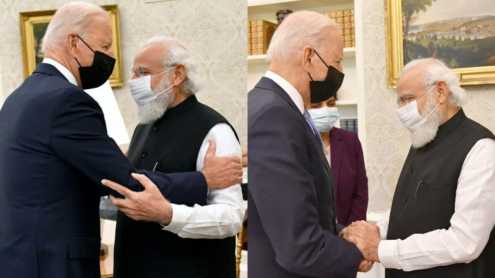In meeting with President Joe Biden, PM Narendra Modi redefines contours of India-US ties, highlights five Ts thumbnail