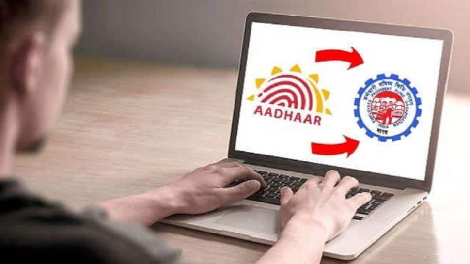 PF-Aadhaar Linking: Didn't link Aadhaar with EPF Account? Check what will happen