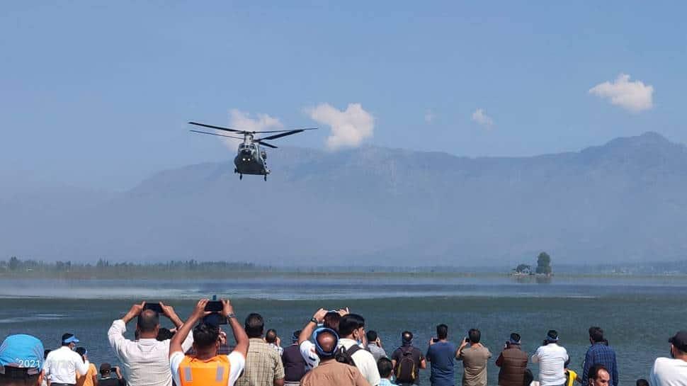 IAF airshow at Srinagar