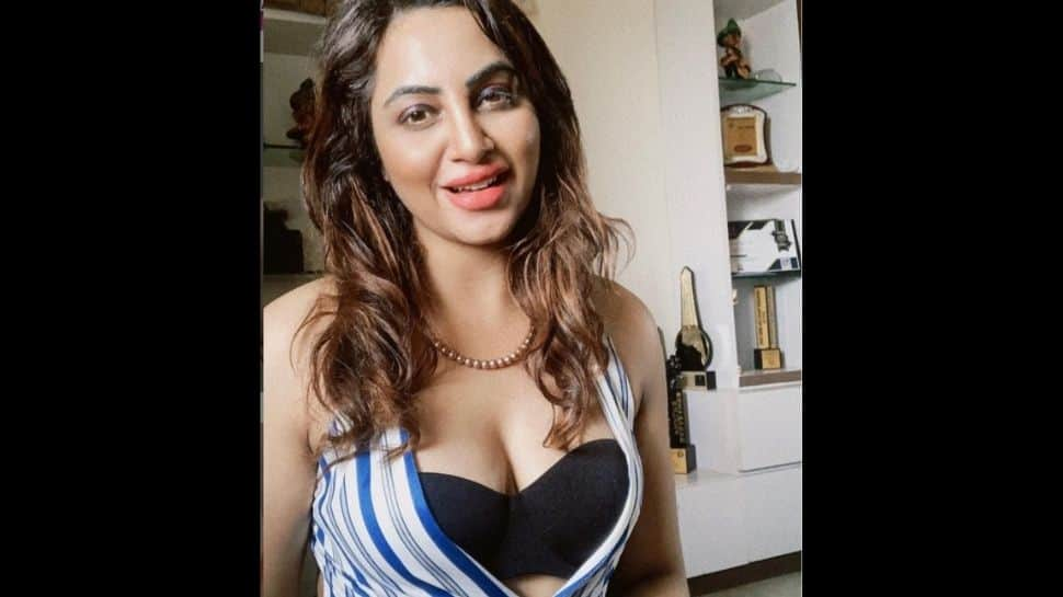 Arshi Khan is in love with jungle theme of 'Bigg Boss 15'