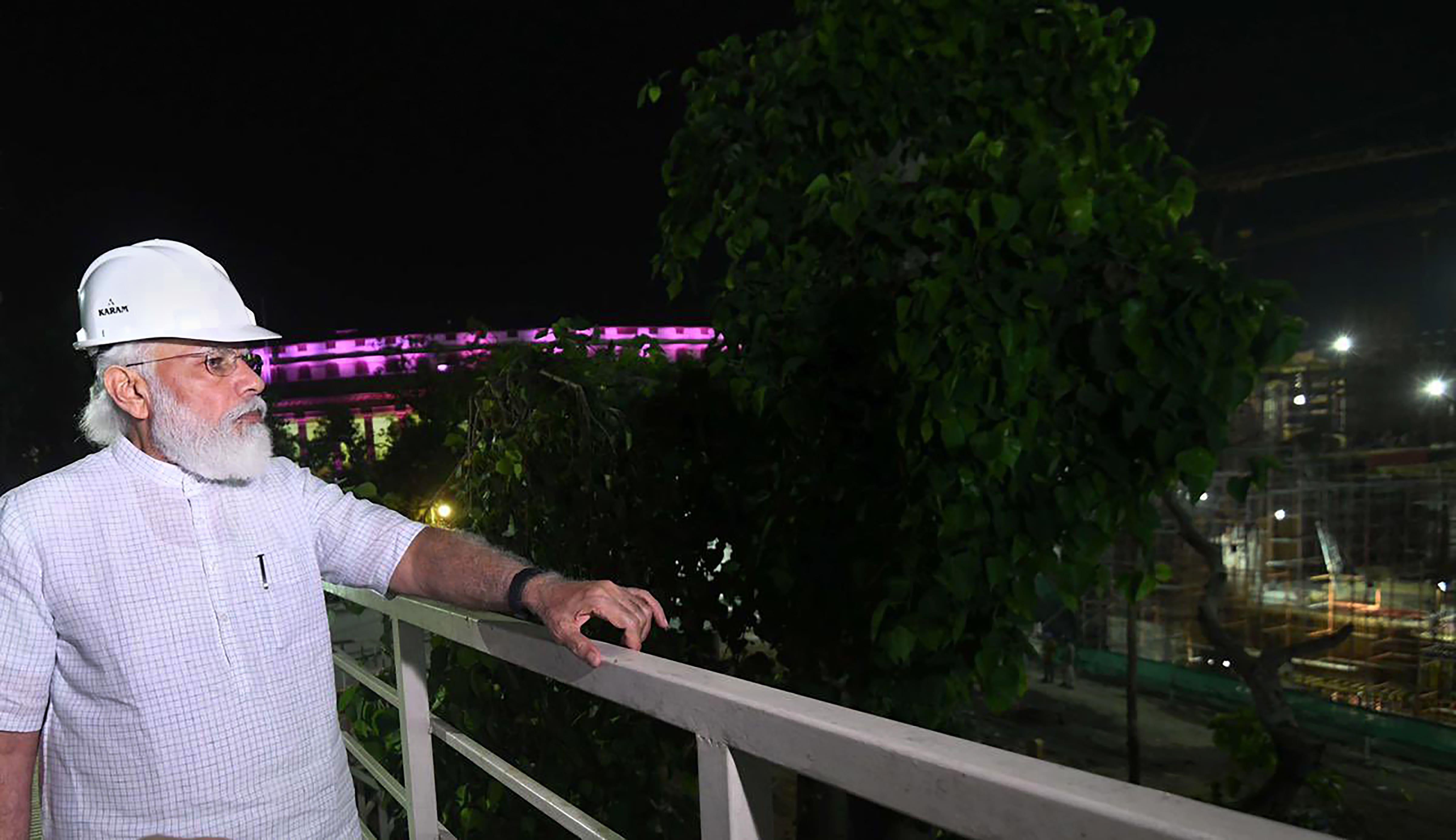 PM Modi had laid foundation stone in 2020