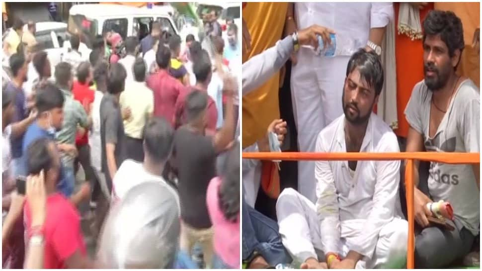 Bhabanipur bypoll: BJP and TMC workers clash during campaign; cavalcade of Dilip Ghosh attacked