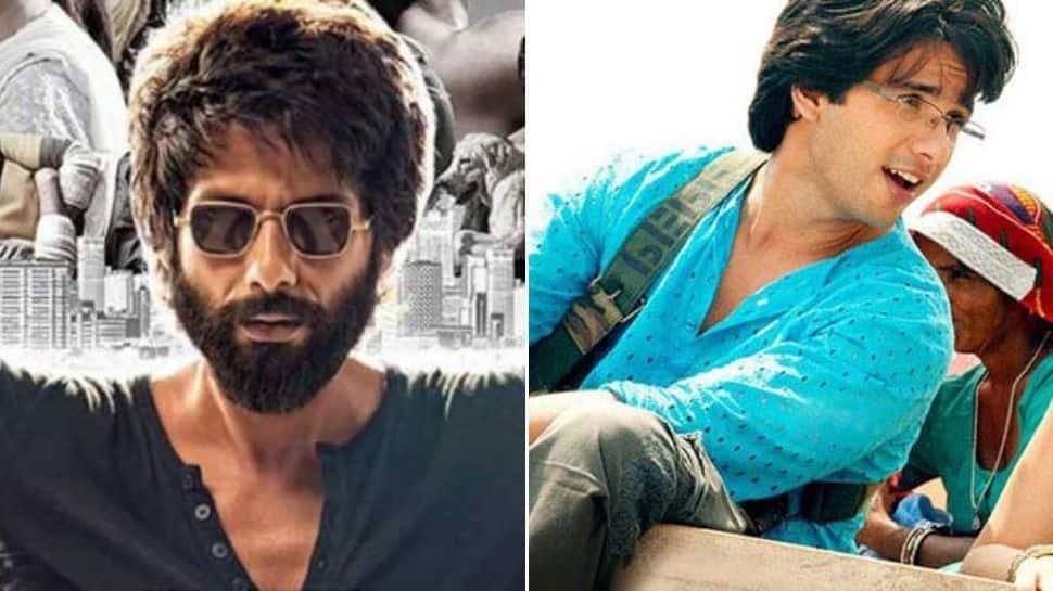 Shahid Kapoor asked to choose between 'Kabir Singh', 'Jab We Met', here's what he said!