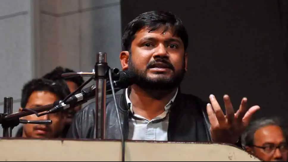 Ahead of joining Congress, Kanhaiya Kumar removes AC from Patna CPI office