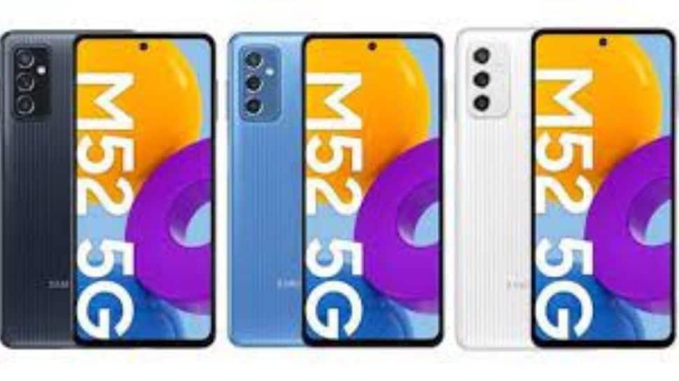Galaxy M52 Price