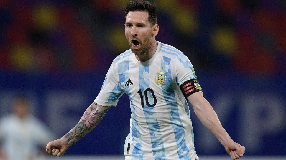 Lionel Messi leads Argentina squad for FIFA World Cup qualifiers