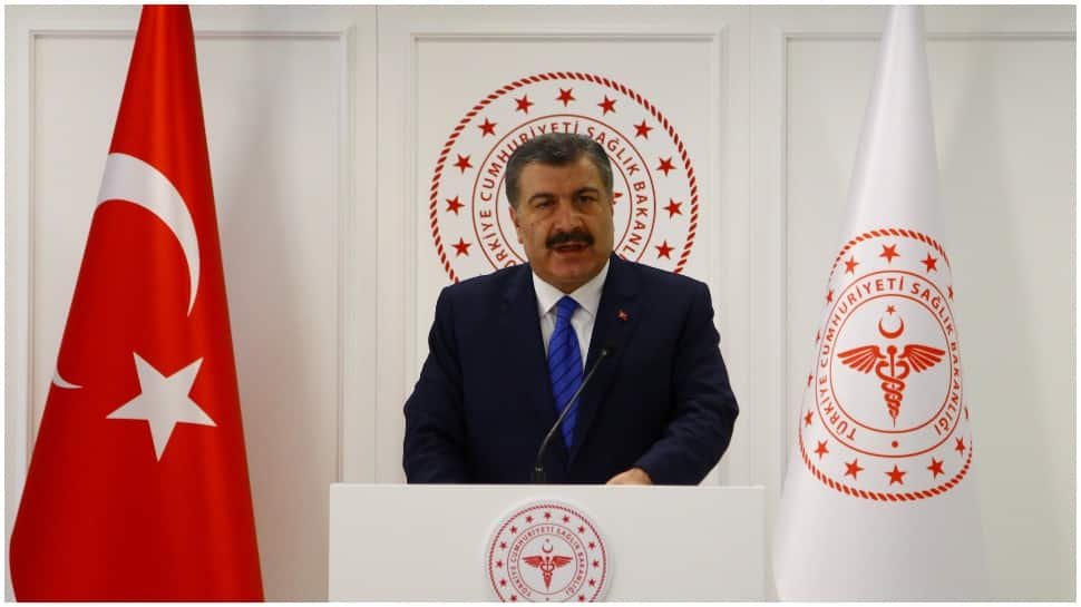 Will 'never' close schools again, says Turkish health minister amid high COVID-19 infections