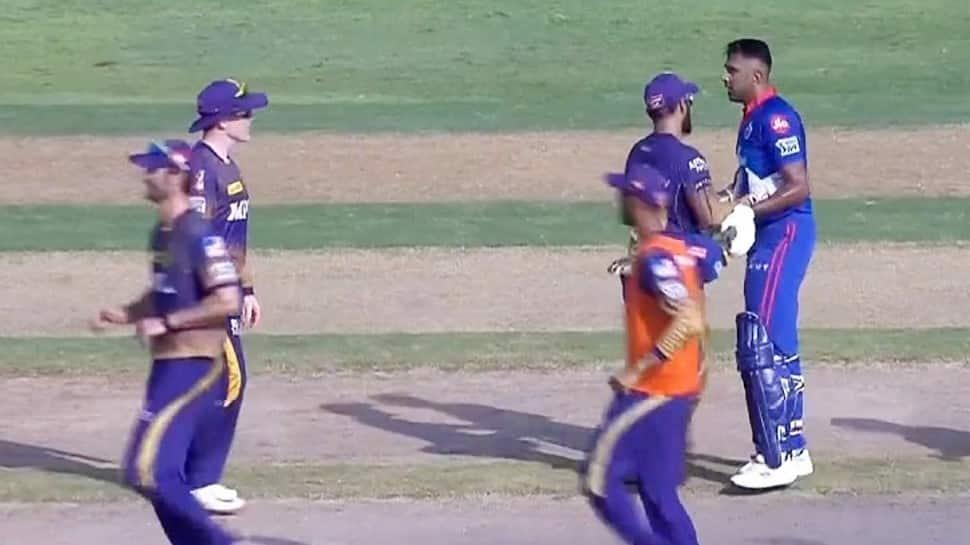 IPL 2021: Dinesh Karthik REVEALS reason behind Ravichandran Ashwin and Eoin Morgan's heated exchange