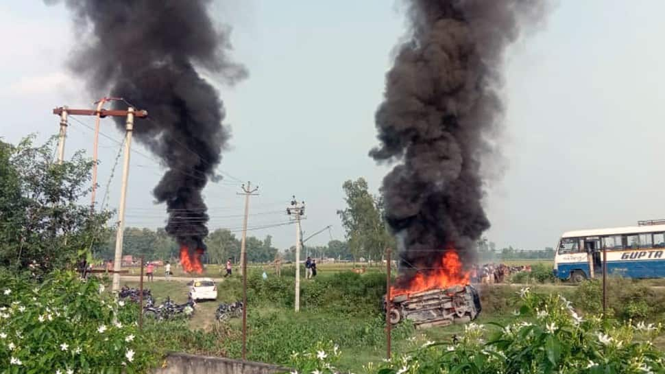 , Exclusive: Eyewitness who escaped Lakhimpur violence says farmers attacked SUV – Watch, The World Live Breaking News Coverage & Updates IN ENGLISH