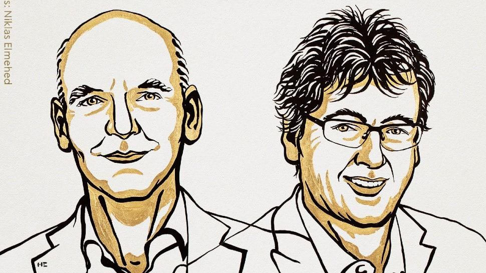 Benjamin List and David MacMillan win 2021 Nobel Prize in Chemistry