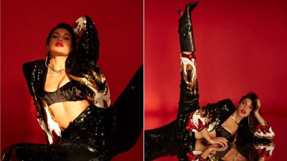 Jacqueline Fernandez burns Instagram with latest photoshoot – See Pics!