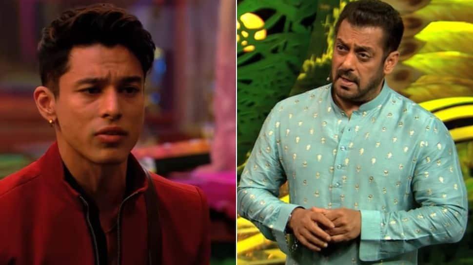 Bigg Boss 15 written update: Salman Khan grills Pratik Sehajpal, calls him a 'fool' on Weekend Ka Vaar