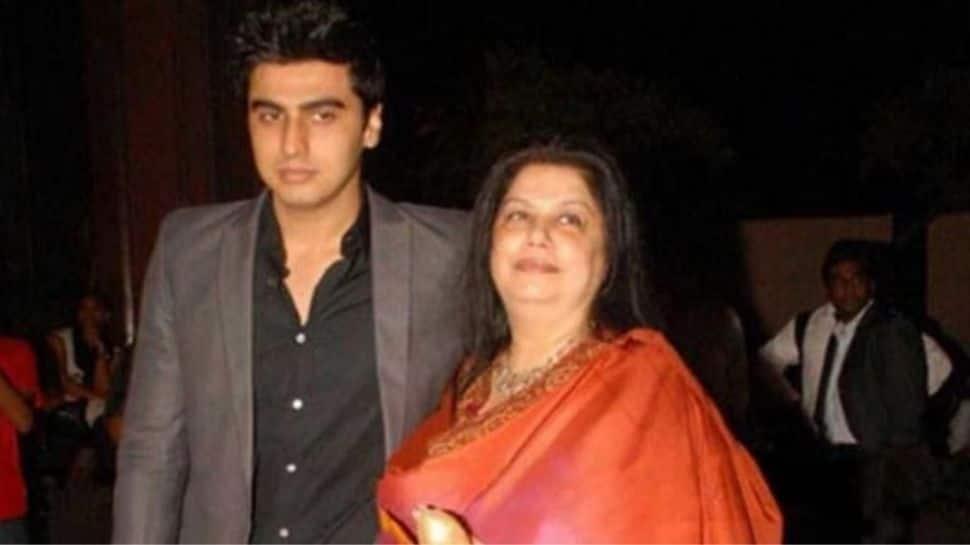 Arjun remembers 'maa' Mona Kapoor, says 'I got an angel watching over me'