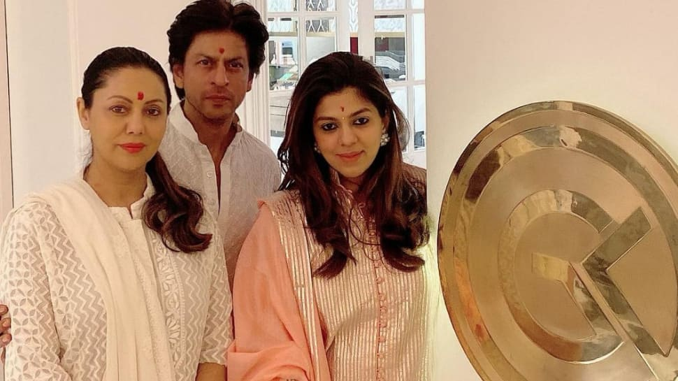 Know who is Shah Rukh Khan's manager Pooja Dadlani
