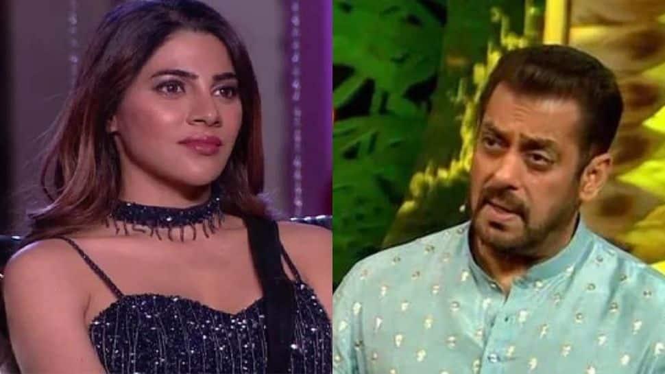 BB 15: Nikki Tamboli tells Salman Khan she doesn't agree with him on Pratik Sehajpal, asks 'who is Jay?'