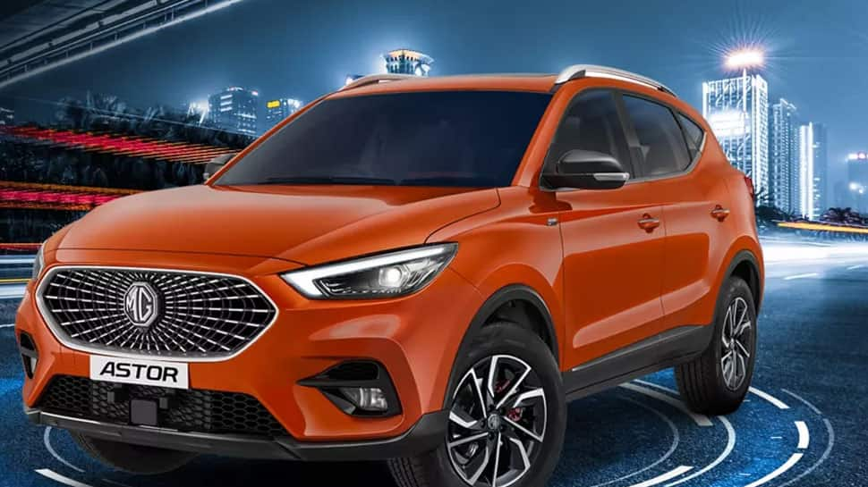 MG Astor SUV with India's first personal AI assistant launched in India: Check price, specs, delivery details thumbnail