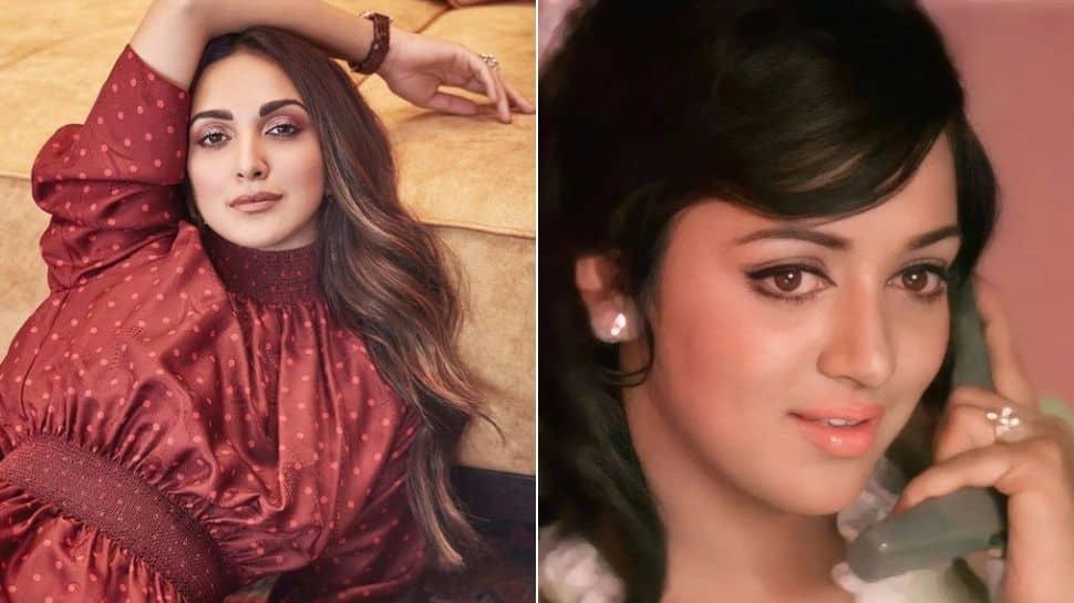 """Kiara Advani reacts to comparison with Hema Malini, says 'I'm honoured but…"""""""