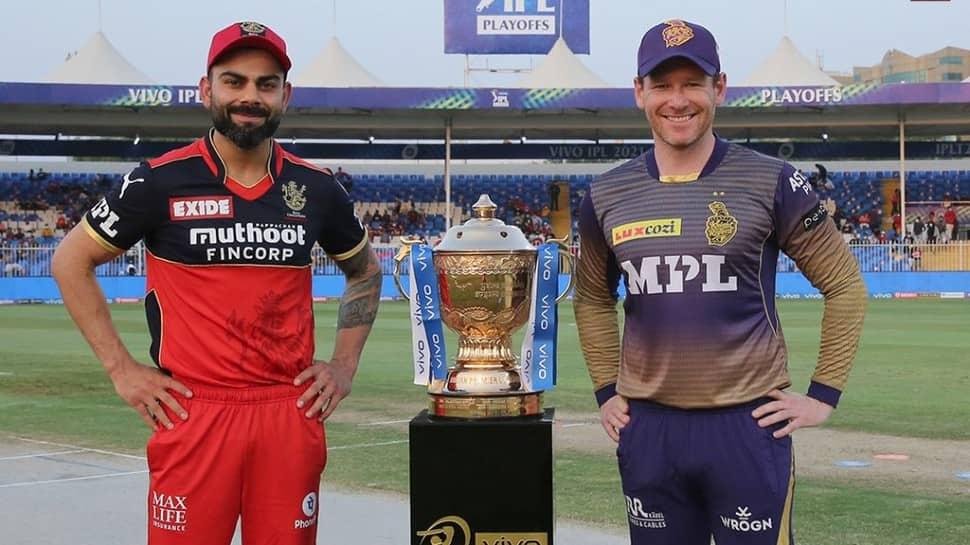 IPL 2021 RCB vs KKR Eliminator: Virat Kohli opts to bat first, here's why thumbnail