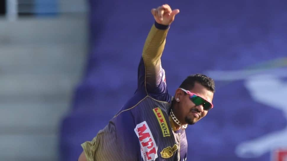 IPL 2021 RCB vs KKR Eliminator: Sunil Narine becomes only second bowler to achieve THIS rare feat thumbnail