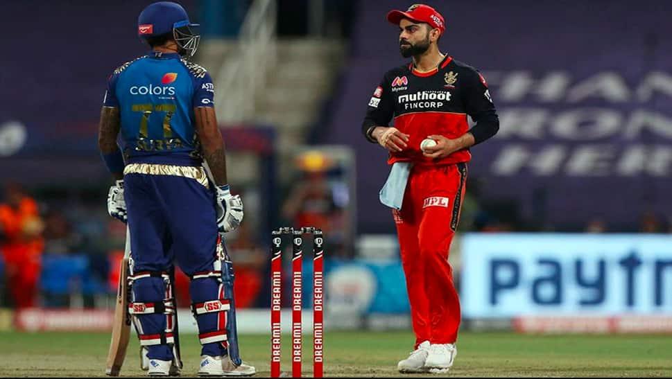 IPL 2021: Watch Virat Kohli's animated argument with umpire in RCB versus KKR eliminator thumbnail