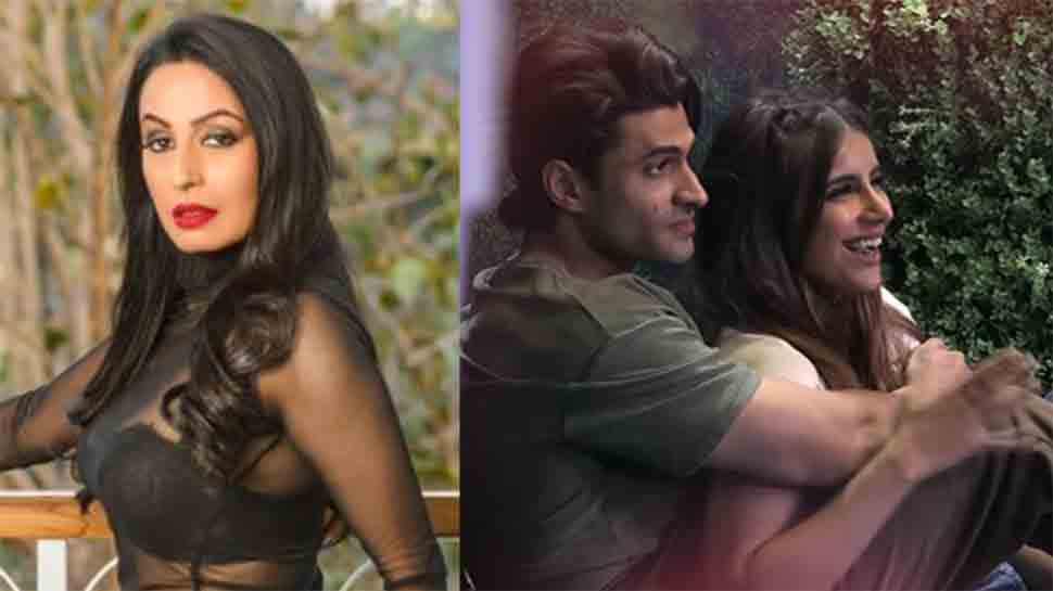 Bigg Boss 15: Kashmera Shah reacts to Meisha Iyer-Ieshaan Sehgal love story, here's what she said thumbnail