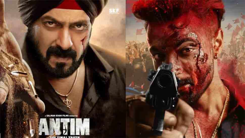 Salman Khan announces release date of 'Antim', shares motion poster
