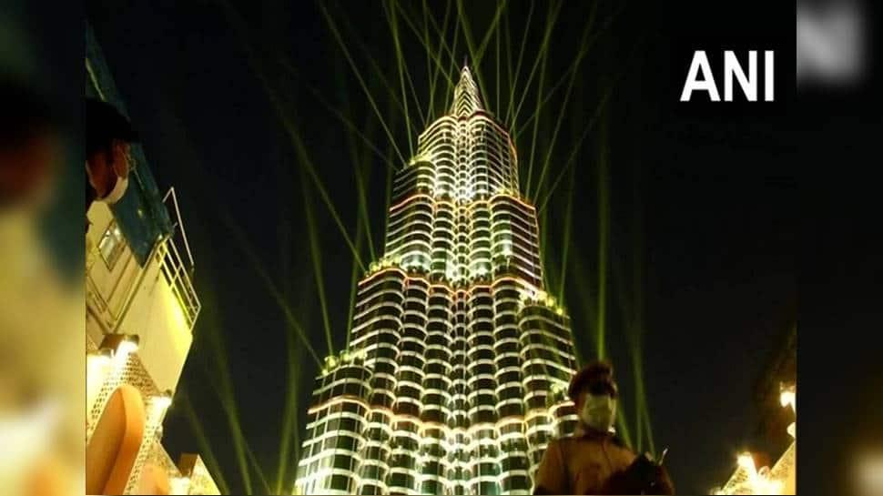 Kolkata's popular puja pandal 'Burj Khalifa' cancels laser show after complains from pilots thumbnail